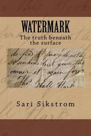 WATERMARK by Sari Sikstrom