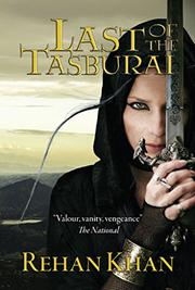 LAST OF THE TASBURAI by Rehan Khan