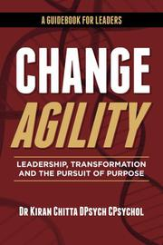 CHANGE AGILITY by Kiran Chitta