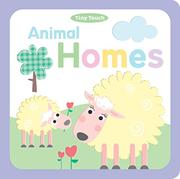 ANIMAL HOMES by Maxine Davenport