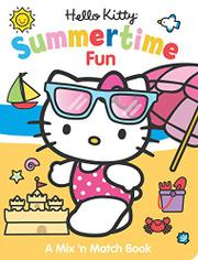 HELLO KITTY SUMMERTIME FUN by Frankie Jones