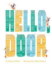 HELLO, DOOR by Alastair Heim