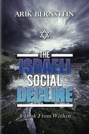 The Israeli Social Decline by Arik Bernstein