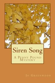 SIREN SONG by Jo Greenwood