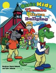 Quiz Kidz Thumbs Down Bullying by Nordrene Henry-Johnson