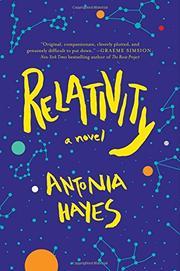 RELATIVITY by Antonia Hayes