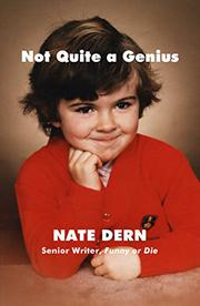 NOT QUITE A GENIUS by Nate  Dern