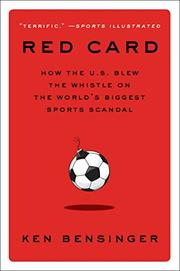 RED CARD by Ken Bensinger