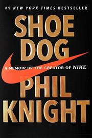 SHOE DOG by Phil Knight
