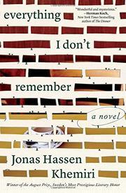 EVERYTHING I DON'T REMEMBER by Jonas Hassen Khemiri