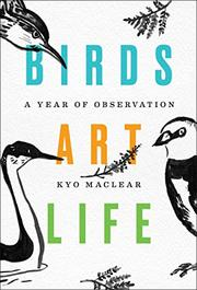 BIRDS ART LIFE by Kyo Maclear