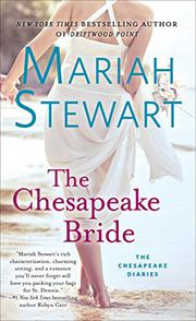 THE CHESAPEAKE BRIDE by Mariah Stewart