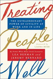 TREATING PEOPLE WELL by Lea Berman