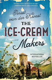 THE ICE-CREAM MAKERS by Ernest van der Kwast