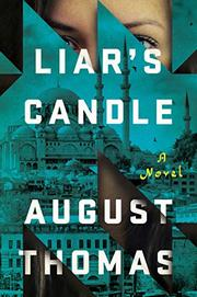 LIAR'S CANDLE by August Thomas
