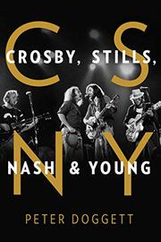 CSNY by Peter Doggett
