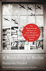 A BOOKSHOP IN BERLIN by Françoise Frenkel