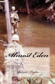 Almost Eden by Richard Taylor