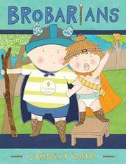 BROBARIANS by Lindsay Ward