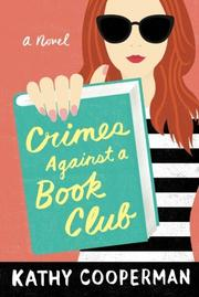 CRIMES AGAINST A BOOK CLUB by Kathy Cooperman