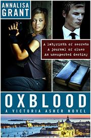 OXBLOOD by Annalisa Grant