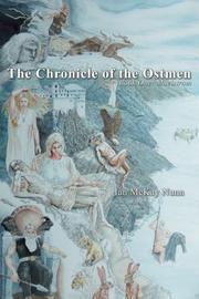 THE CHRONICLE OF THE OSTMEN by Ian McKay Nunn