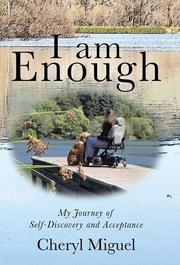 I Am Enough by Cheryl Miguel