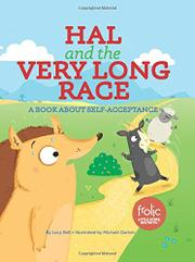 HAL AND THE VERY LONG RACE  by Lucy Bell