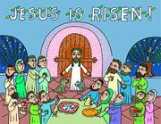 JESUS IS RISEN! by Agostino Traini