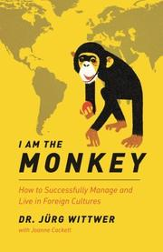 I Am the Monkey by Jürg Wittwer