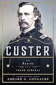 CUSTER by Edward G. Longacre