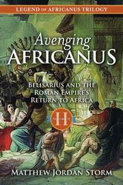 Avenging Africanus by Matthew Jordan Storm