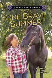 ONE BRAVE SUMMER by Kiersi Burkhart