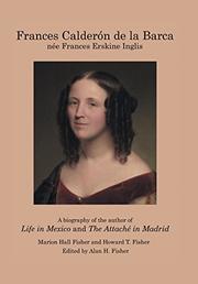 Frances Calderón de la Barca by Marion Hall Fisher