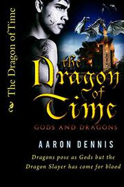 THE DRAGON OF TIME Cover