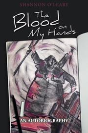 The Blood on my Hands Cover