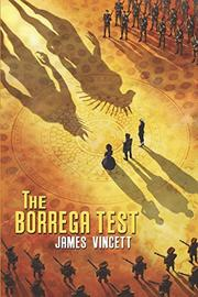 THE BORREGA TEST by James Vincett