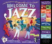 WELCOME TO JAZZ by Carolyn Sloan