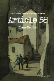 ARTICLE 58 by Diana Mathur