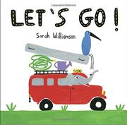 LET'S GO! by Sarah Williamson