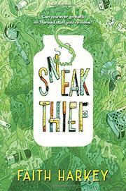 SNEAK THIEF by Faith Harkey