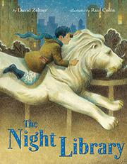 THE NIGHT LIBRARY by David Zeltser