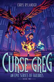 THE CURSE OF GREG by Chris Rylander