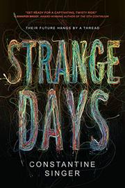 STRANGE DAYS by Constantine J. Singer