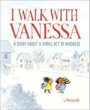 I WALK WITH VANESSA by Kerascoët