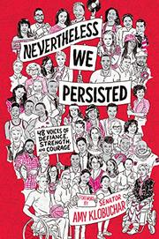 NEVERTHELESS, WE PERSISTED by Amy Klobuchar