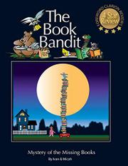 THE BOOK BANDIT by Micah  Groberman