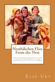 Nesthäkchen Flies from the Nest by Else Ury