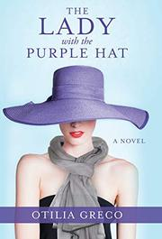 THE LADY WITH THE PURPLE HAT by Otilia Greco