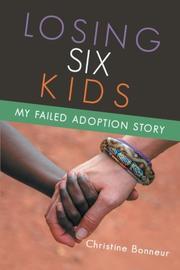 LOSING SIX KIDS by Christine Bonneur